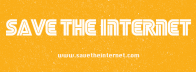 Save the Internet logo