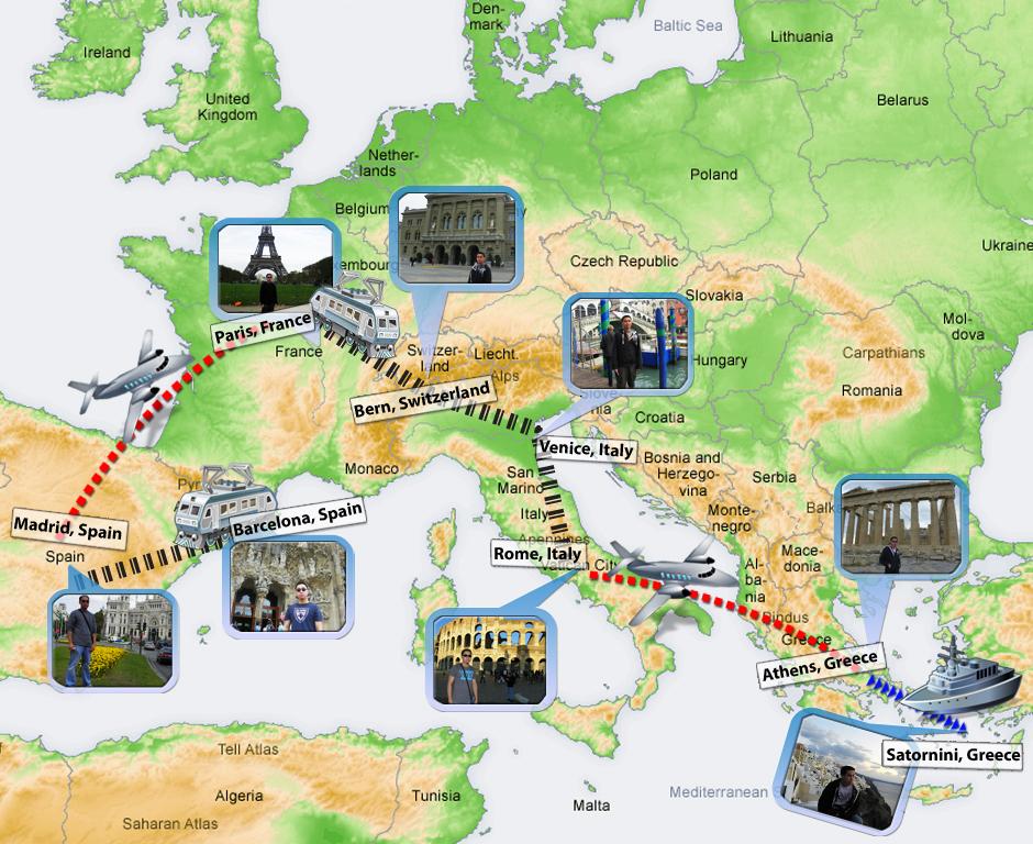 eurotrip mdst 485 class blog