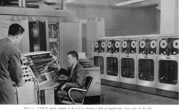 UNIVAC-computer
