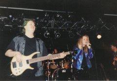 Keri in band