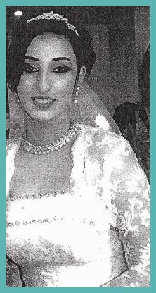 yasmine bride