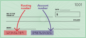check-routing-account-number
