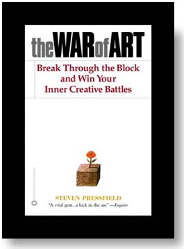 the-war-of-art-steven-pressfield