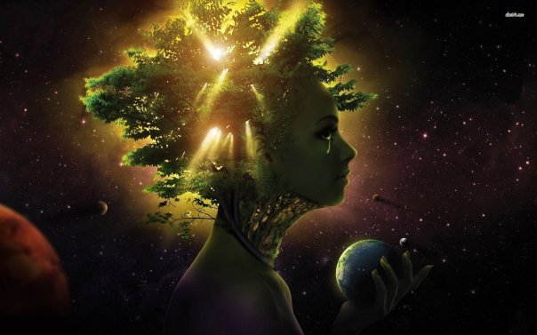 mother-woman-tree-earth