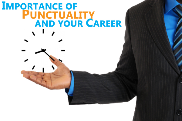 Importance-of-Punctuality-and-your-Career